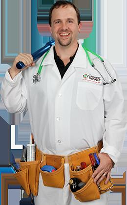 David Lawson, Owner of Dr. Energy Saver Delmarva